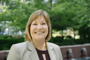 Michelle Tufford, research expert partnered with Emerge Education
